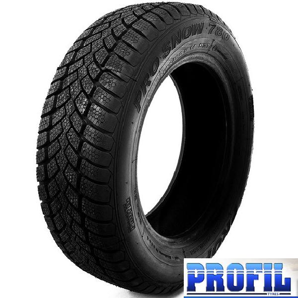 165 65 r14 pro snow 780 profil protektor pneu profil. Black Bedroom Furniture Sets. Home Design Ideas