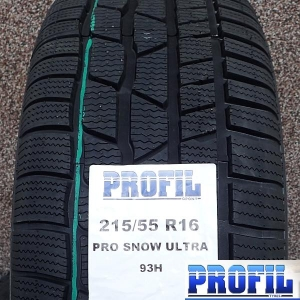 215/55 R16 Pro Snow Ultra Profil Protektor