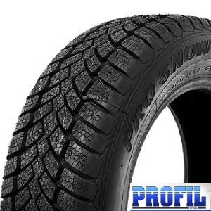 165/70 R13 Pro Snow 780 Profil protektor